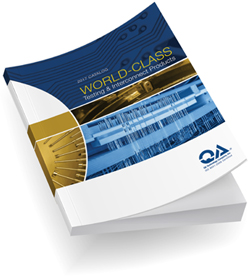 QA Probe Catalog