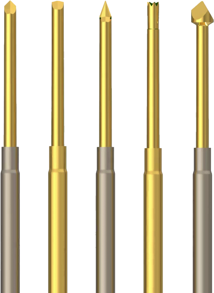 image of 5 QA probes