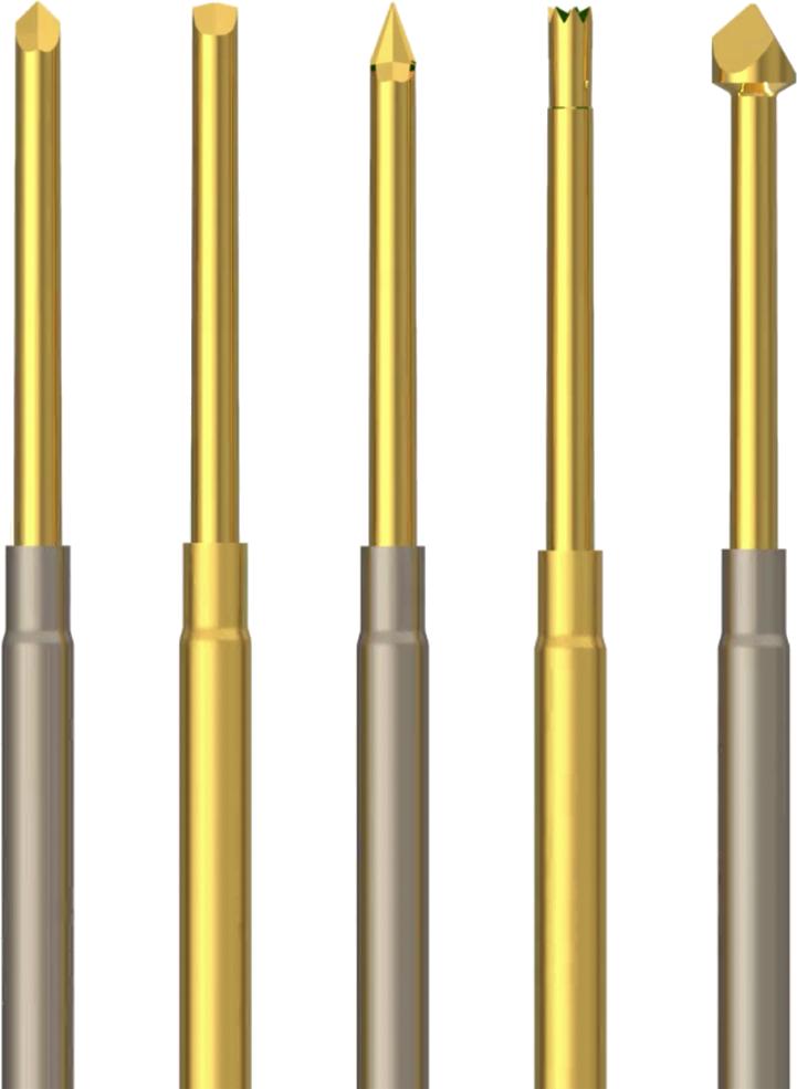 image of 5 QA probes