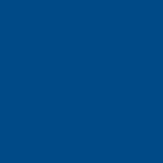 white arrow inside blue circle