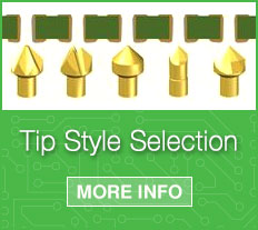 Tip Style Selection