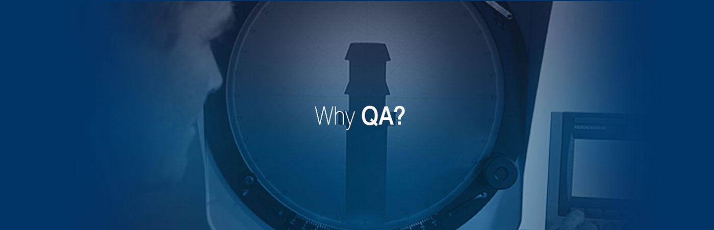 banner image for Why QA?