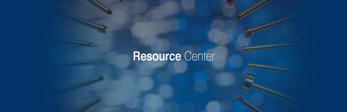 banner for Resource Center
